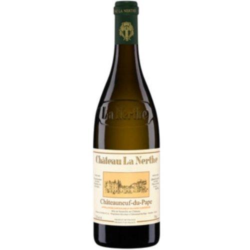 La Nerthe 2016 La Nerthe CDP Blanc 750ml