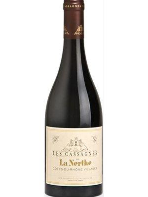 2015 La Nerthe Les Cassagnes CdR Village 750ml