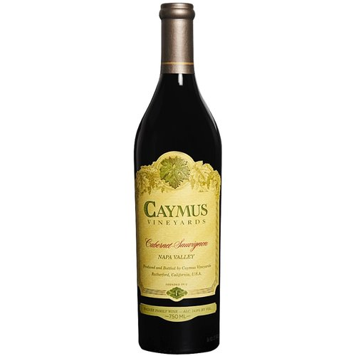 2016 Caymus Cabernet 750ml