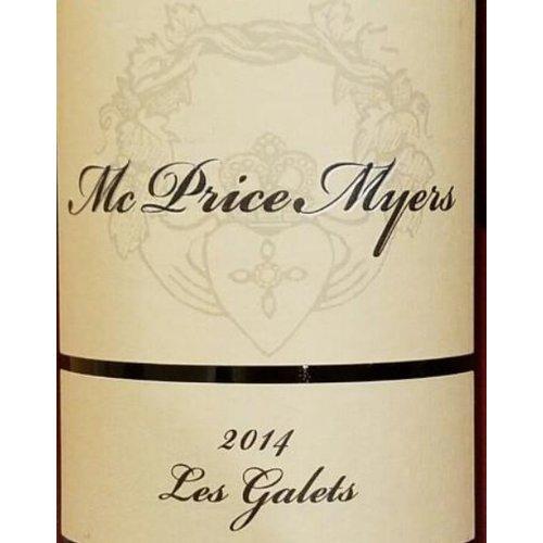 2012 McPrice Myers Les Galets Syrah 750ml