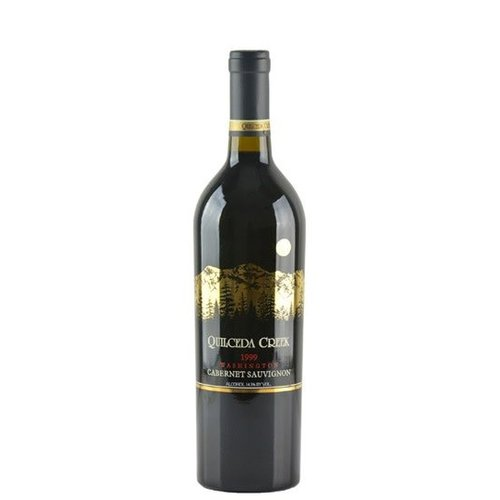 1999 Quilceda Creek Winery Cabernet Sauvignon 750ml