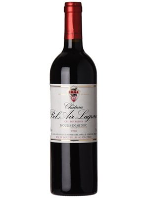 1990 Bel Air Lagrave 750ml