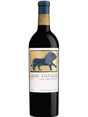 2016 Hess Lion Tamer Red Blend 750ml