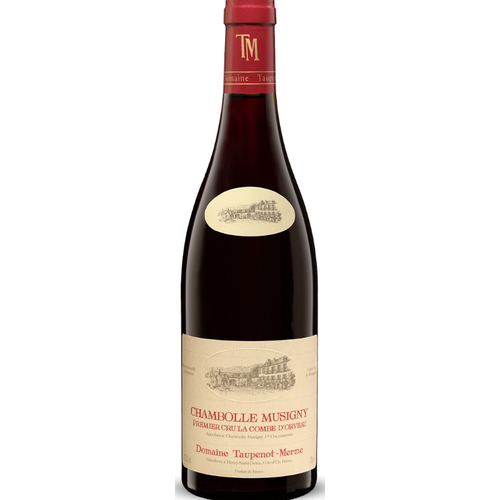 2015 Domaine Taupenot Merme Chambolle Musigny 1er Combe d Orveau 750 ml
