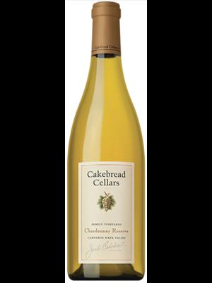 2015 Cakebread Reserve Chardonnay
