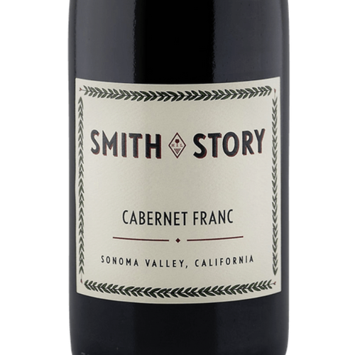 2016 Smith Story Cabernet Franc 750ml