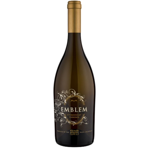 2017 Emblem Rodgers Creek Chardonnay by Michael Mondavi 750ml