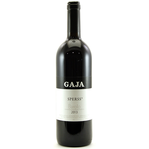 2013 Gaja Sperss Barolo 750ml
