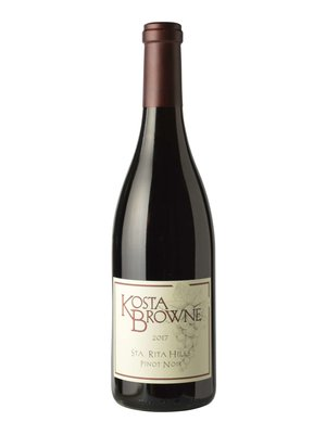 2017 Kosta Browne Santa Rita Hills Pinot Noir 750ml