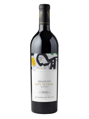 2016 San Mayol Grand Vin Cabernet Blend Mallorca 750ml