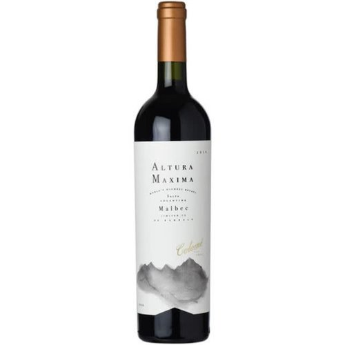 2014 Colome Altura Maxima Malbec 750ml