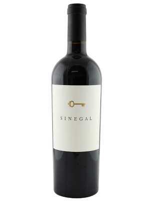 2017 Sinegal Estate Cabernet 750ml