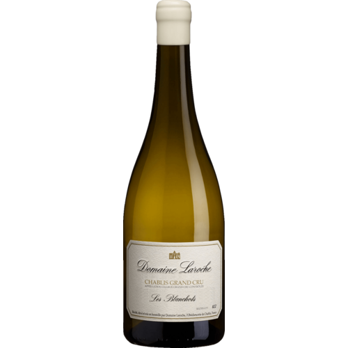 2017 Domaine Laroche Chablis les Blanchots 750ml