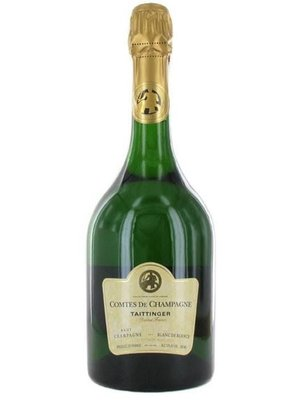 2007 Taittinger Comtes Blanc de Blancs 750ml