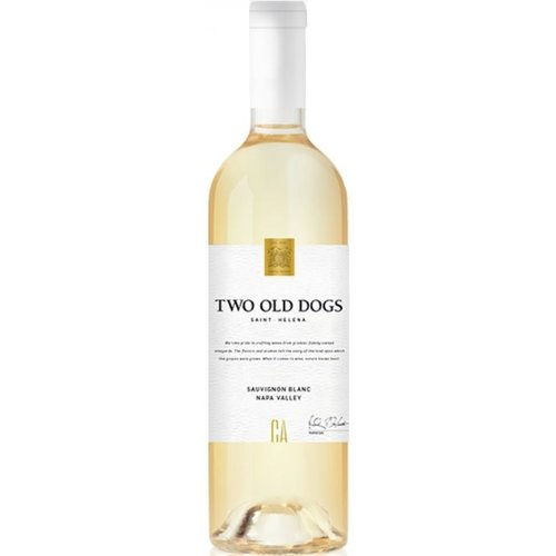 2018 Two Old Dogs Sauvignon Blanc 750ml
