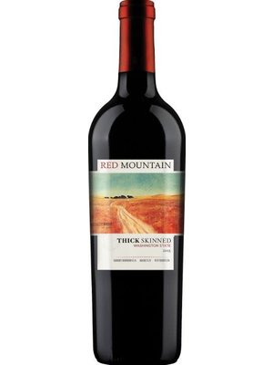 2015 Thick Skinned Red Mountain 750ml