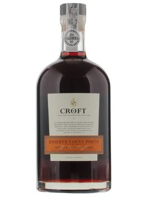 NV Croft Port Tawny 750ml