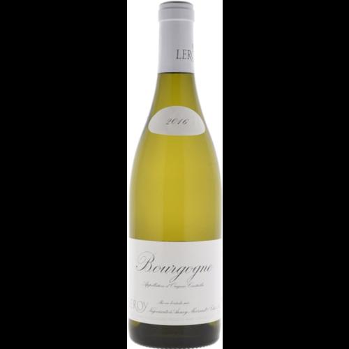 2016 Maison Leroy Bourgogne Blanc 750ml