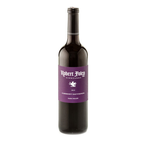 2015 Robert Foley Purple Label Cabernet 750ml