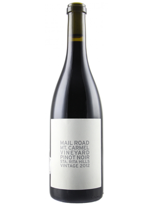 2012 Mail Road Mount Carmel Pinot Noir 750ml