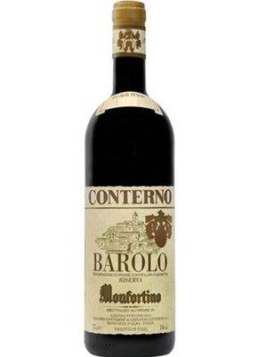 2013 Conterno Barolo Riserva Monfortino 750ml