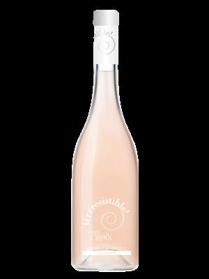2019 Domaine de La Croix 'Iirrrésistible' Rose Provence 750ml