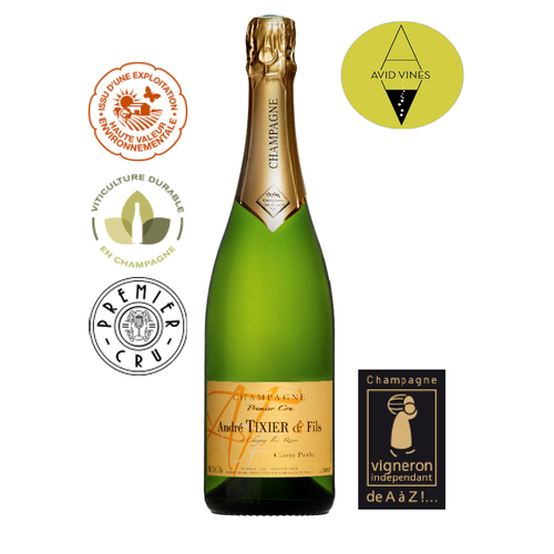 NV Andre Tixier and Fils Carte Perle 750ml