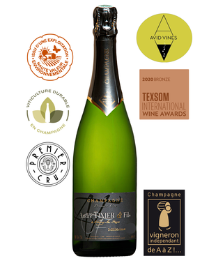2012 Andre Tixier and Fils Mille'sime 750ml