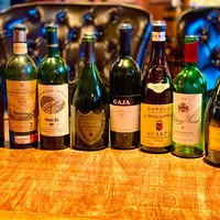 Champagne, Barolo, Bordeaux, and Cali Cab. What else could you want!?