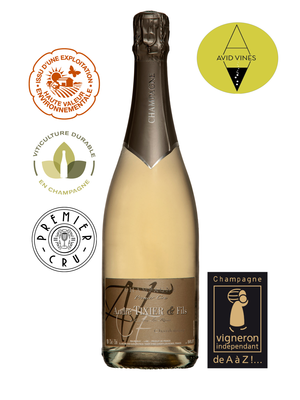 NV Andre Tixier and Fils Chardonnay 750ml