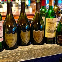 La Mission Haut Brion and Dom Perignon
