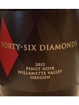 2013 Chapter 24 Pinot Noir 46 Diamonds 750ml