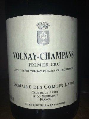 2016 Domaine des Comtes Lafon Meursault 1er Charmes 750ml