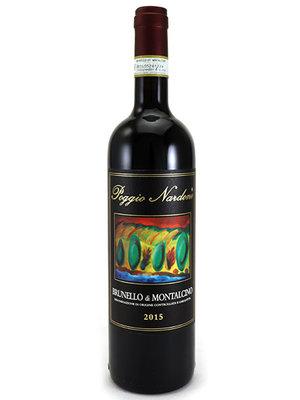 2015 Poggio Nardone Brunello di Montalcino 750ml