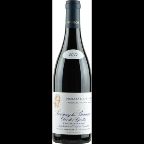 2017 AF Gros Savigny le Beaune 1er Cru Les Clos des Guettes 750ml