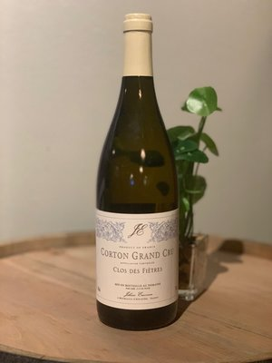 2018 Jehan Emonin Corton Clos Des Fietres Blanc Corton Grand Cru 750ml