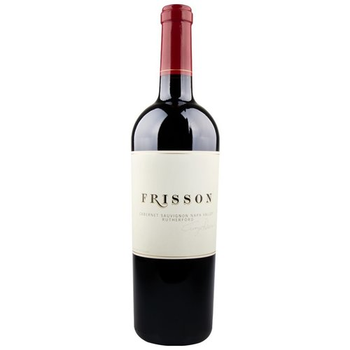 2015 Frisson Rutherford Cabernet Napa Valley 750ml
