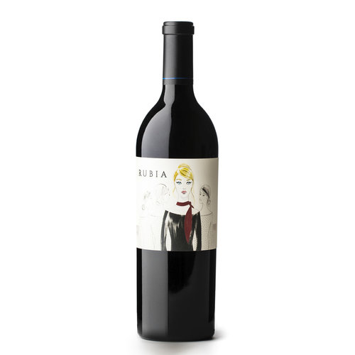 2016 Rubia Wine Cellars Napa Valley Cabernet Sauvignon 750ml