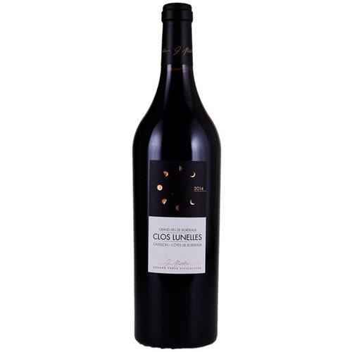 2014 Clos les Lunelles Cote de Castillon Bordeaux 750ml
