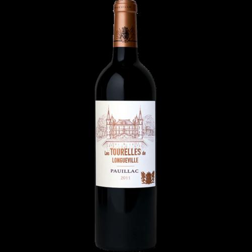 2011 Les Tourelles de Longueville Pauillac 750ml