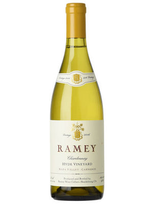 2016 Ramey Chardonnay Hyde Vineyard 750ml