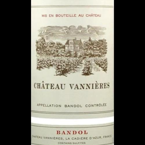 1983 Chateau Vannieres Bandol 750ml