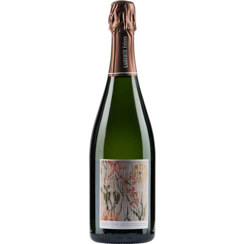 NV Laherte Freres Champagne Blanc de Blancs Brut Nature 750ml