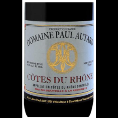 2018 Domaine Paul Autard Cotes Du Rhone Blanc 750ml