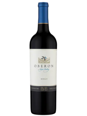 2017 Oberon Merlot 750ml