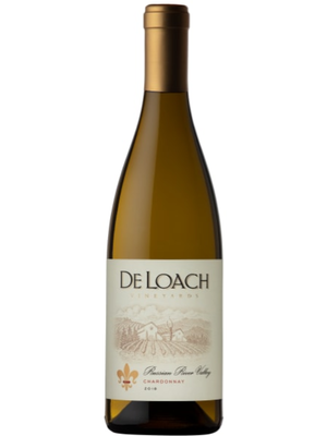 2018 DeLoach Chardonnay Estate 750ml