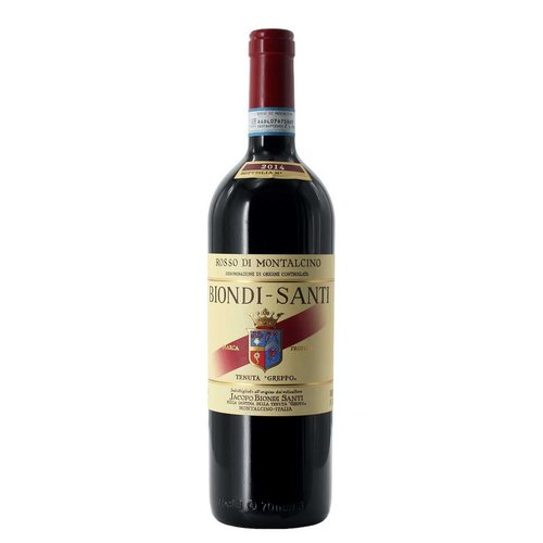 2014 Biondi Santi Fascia Rossa Rosso di Montalcino 750ml