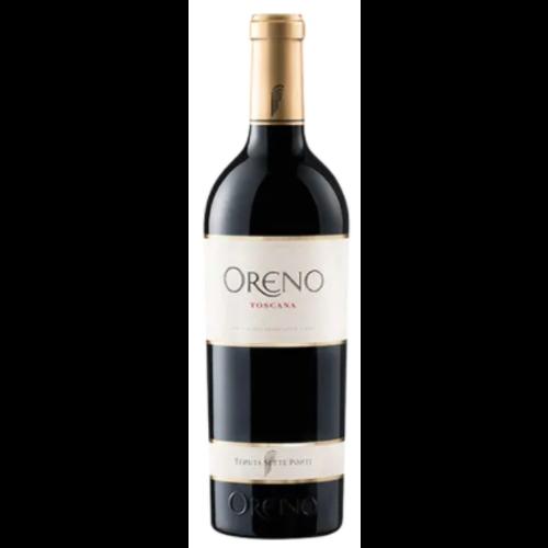 2018 Sette Ponti Oreno Toscana 750ml