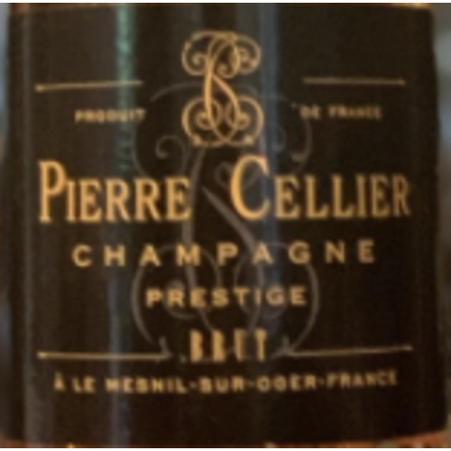 NV Pierre Cellier Champagne Brut Prestige Rose 750ml