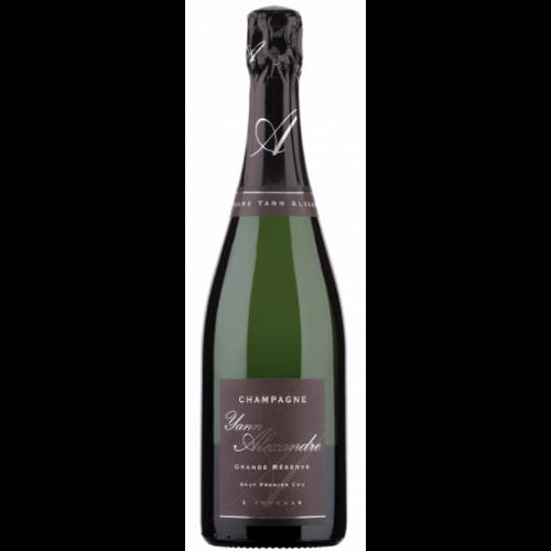 NV Yann Alexandre 1er Cru Grande Reserve Champagne 750ml